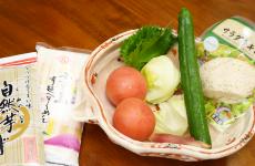 カジ麺サラダ(材料)DSC_1270